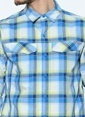 Columbia Uzun Kollu Kareli Gömlek Siyah